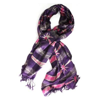 batik shawl