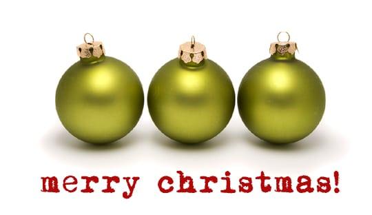 Here's wishing you…