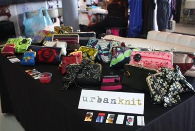 Handmade Christmas- Urbanknit on Stand 744