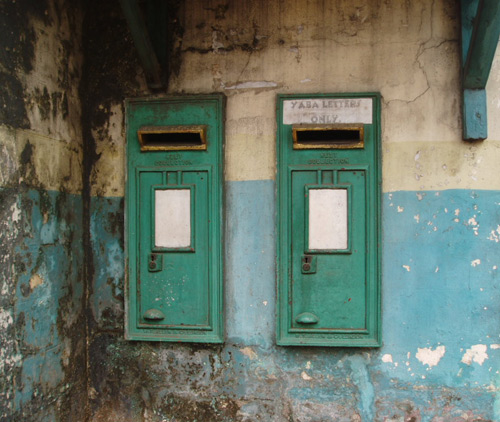 Yaba Post Office