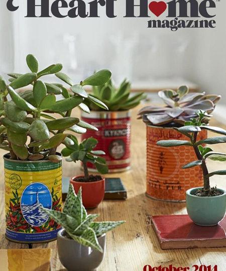 Heart Home Magazine: October 2014