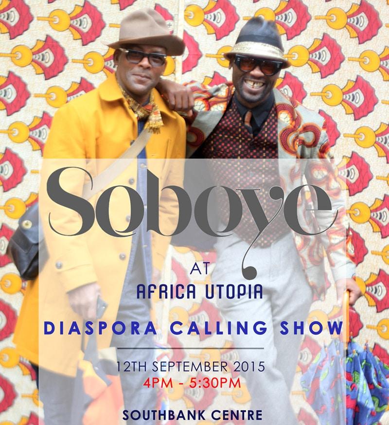 Soboye- Diaspora Calling