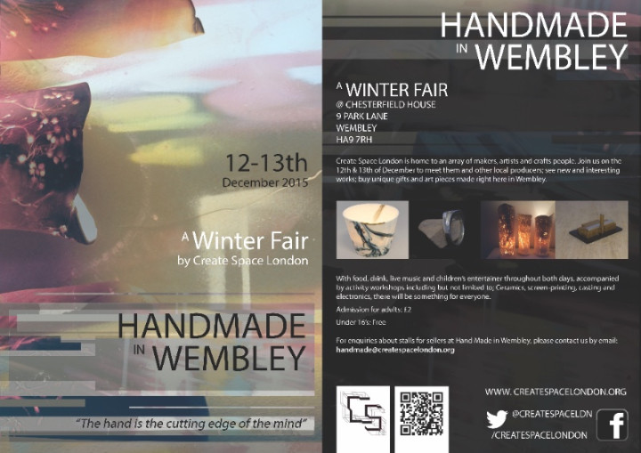 Handmade in Wembley